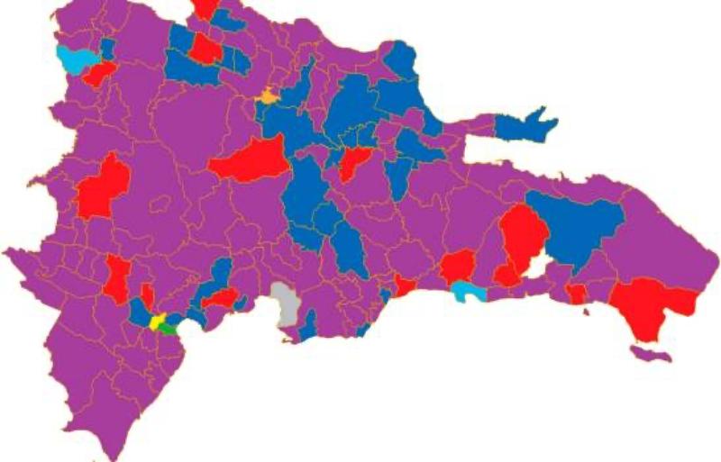 ¿Cambiará el mapa municipal electoral en 2020?