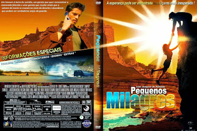 Filme Pequenos Milagres (Backlight) DVD Capa