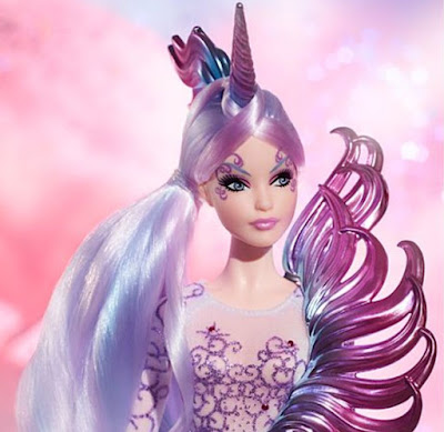 Barbie Unicorn Goddess 2018 from New Mythical Muse Series