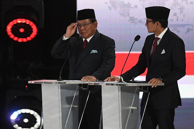 Tegas! 7 Janji Prabowo di Bidang Energi, Pangan, dan SDA