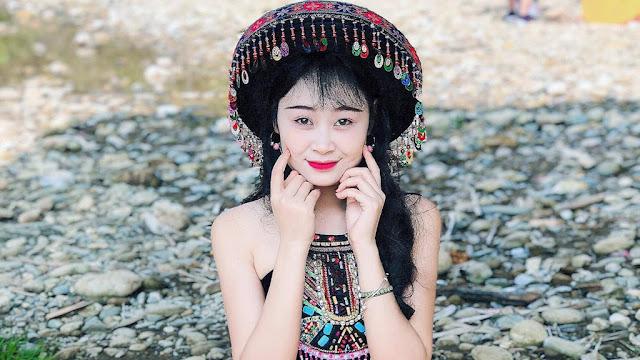 Thùy Dương – Nữ thuyết minh viên du lịch sở hữu nhan sắc xinh đẹp, ngọt ngào của Tây Bắc