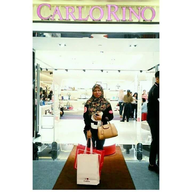 carlo rino,handbag,shoe,kasut