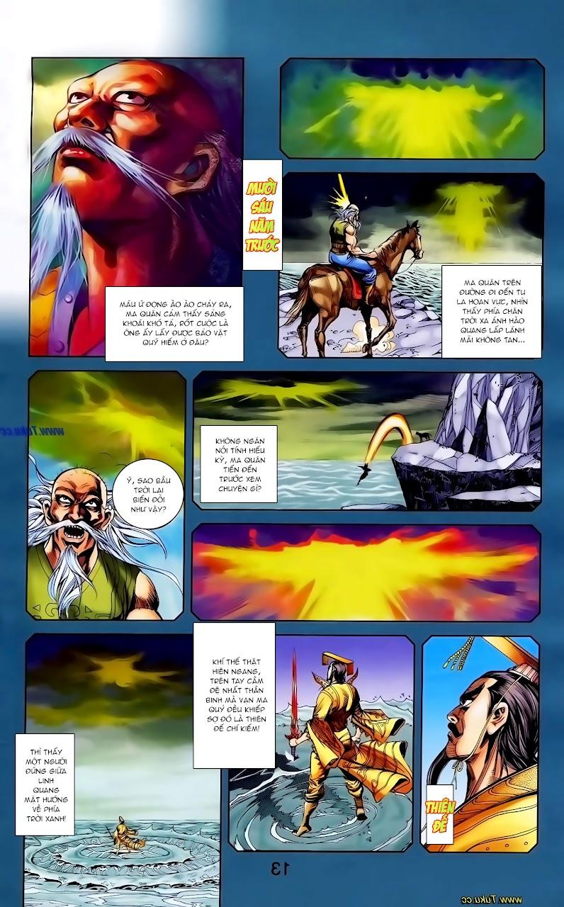 Cơ Phát Khai Chu Bản chapter 115 trang 27
