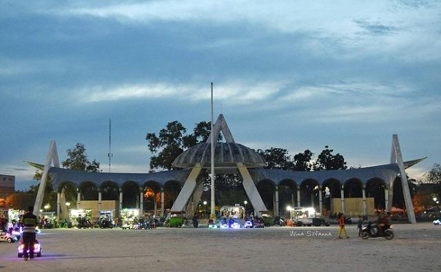 Lapangan Sultan Abdul Djalil Rahmadsyah Tanjung Balai