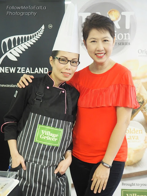 Happy To Get Acquainted With  Friendly Pastry Chef May Foo