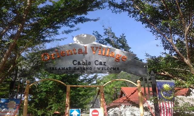 Short Vacay Langkawi : Cable Car