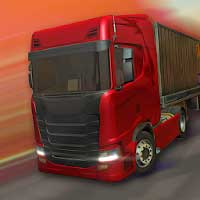 Euro Truck Driver 2018 Apk + Mod Money + Data for Android Offline