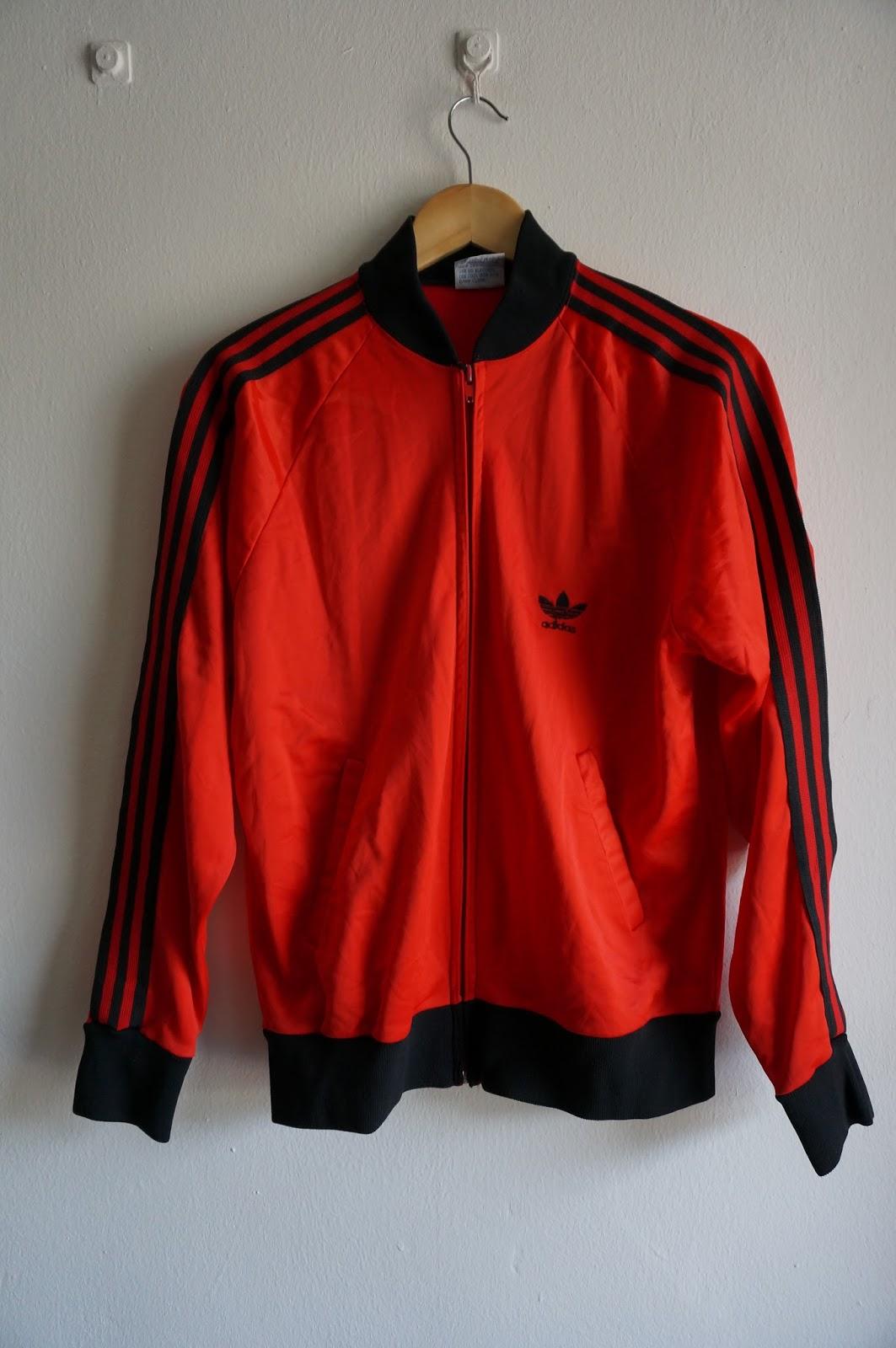 jaket adidas merah - photo #19