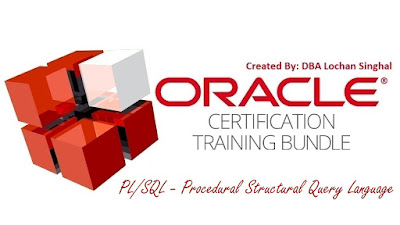 Oracle DBA - PL/SQL (English) - For Beginners