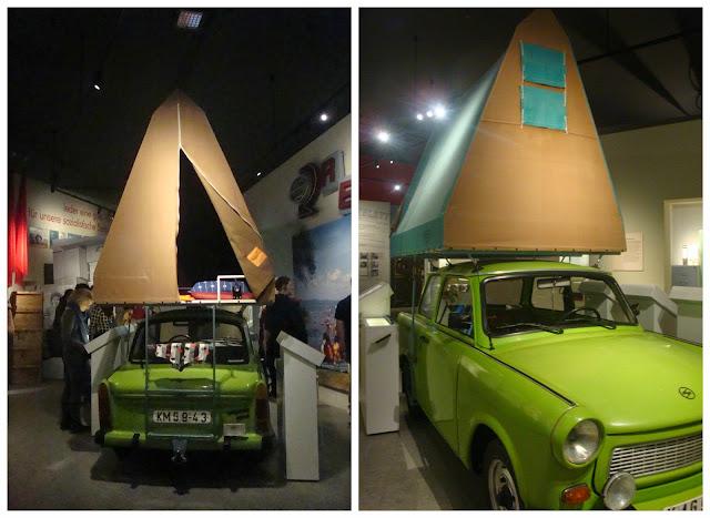 Alltag in der DDR - Kulturbrauerei Berlim