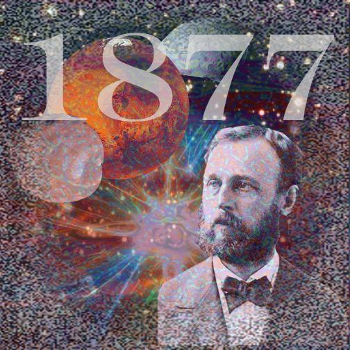 RTA Art Collective: 1877- Asaph Hall