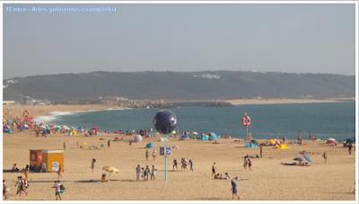 Portugal; sem guia; Europa; praia; oceano atlântico; Nazaré