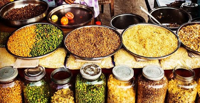 bahan diet dari rempah dan herbal