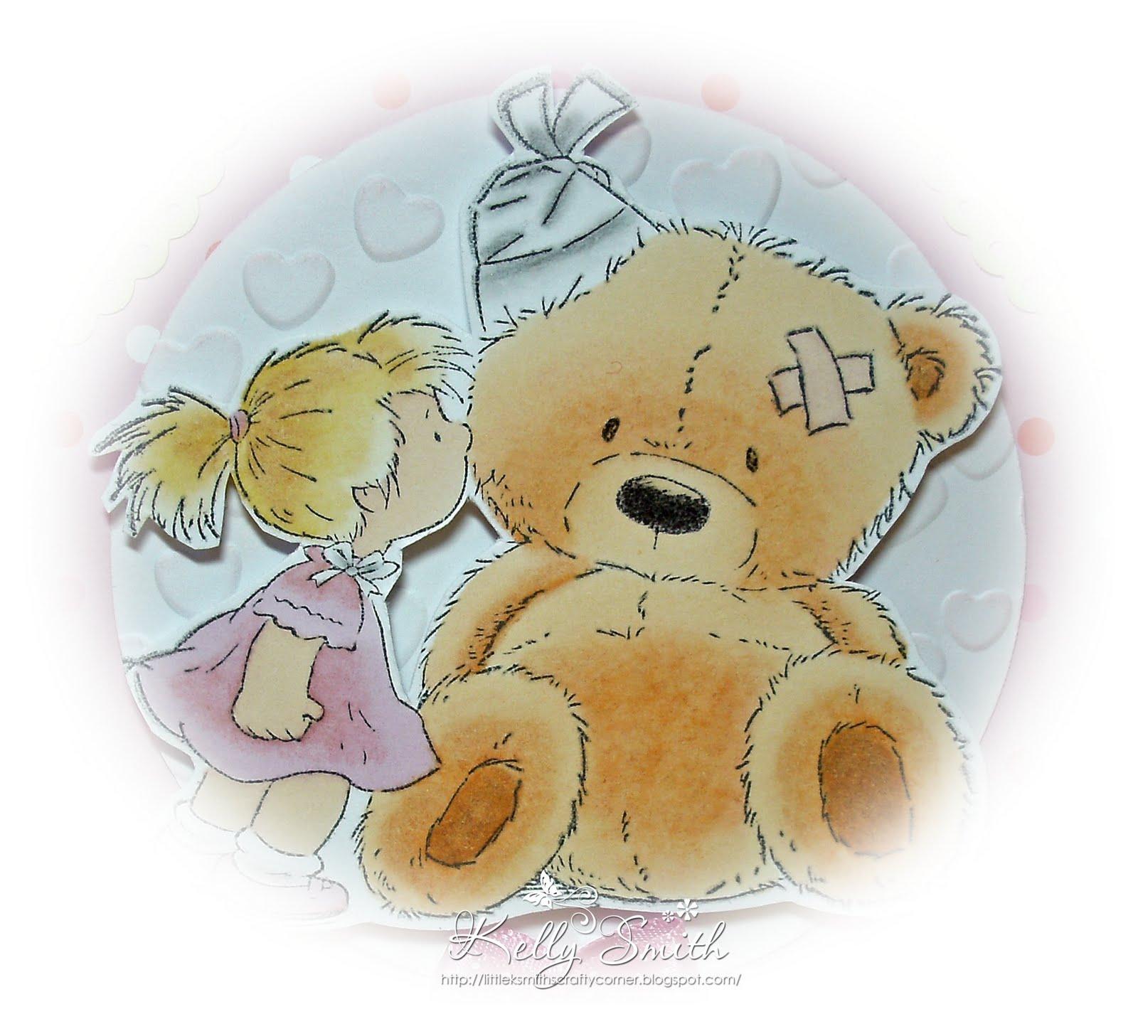 Little K Smith S Crafts Take Care Bear