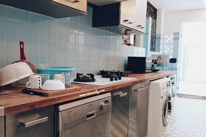 sewa apartemen murah dengan dapur di singapura