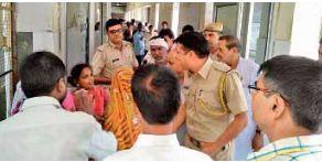 बुधवार को माँ के द्वारा फाँसी लगाने के मामले में पीहर-ससुराल पक्ष में हाथापाई दहेज हत्या का मामला दर्ज
