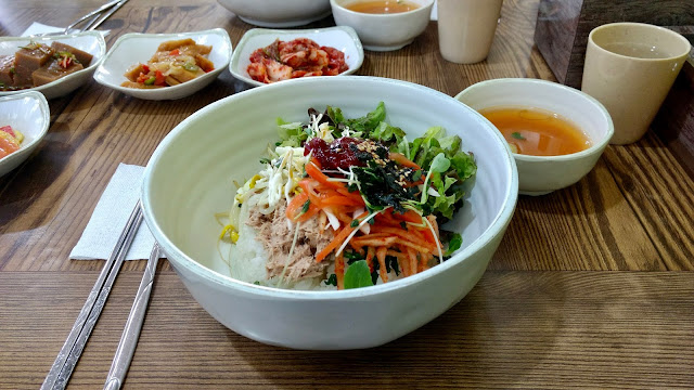 bibimbap south korea dish