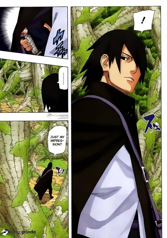 Uzuna's Words: El Final de Naruto. Parte II