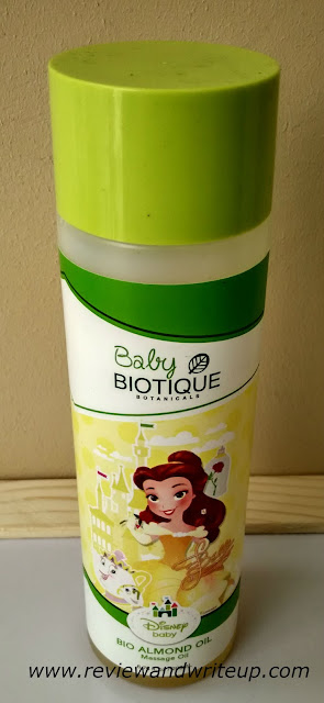 biotique bio oil review