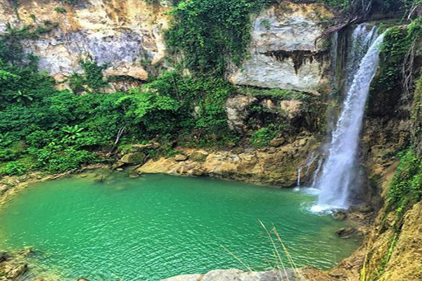 List of Bohol Water Falls, Springs and Cave Pools