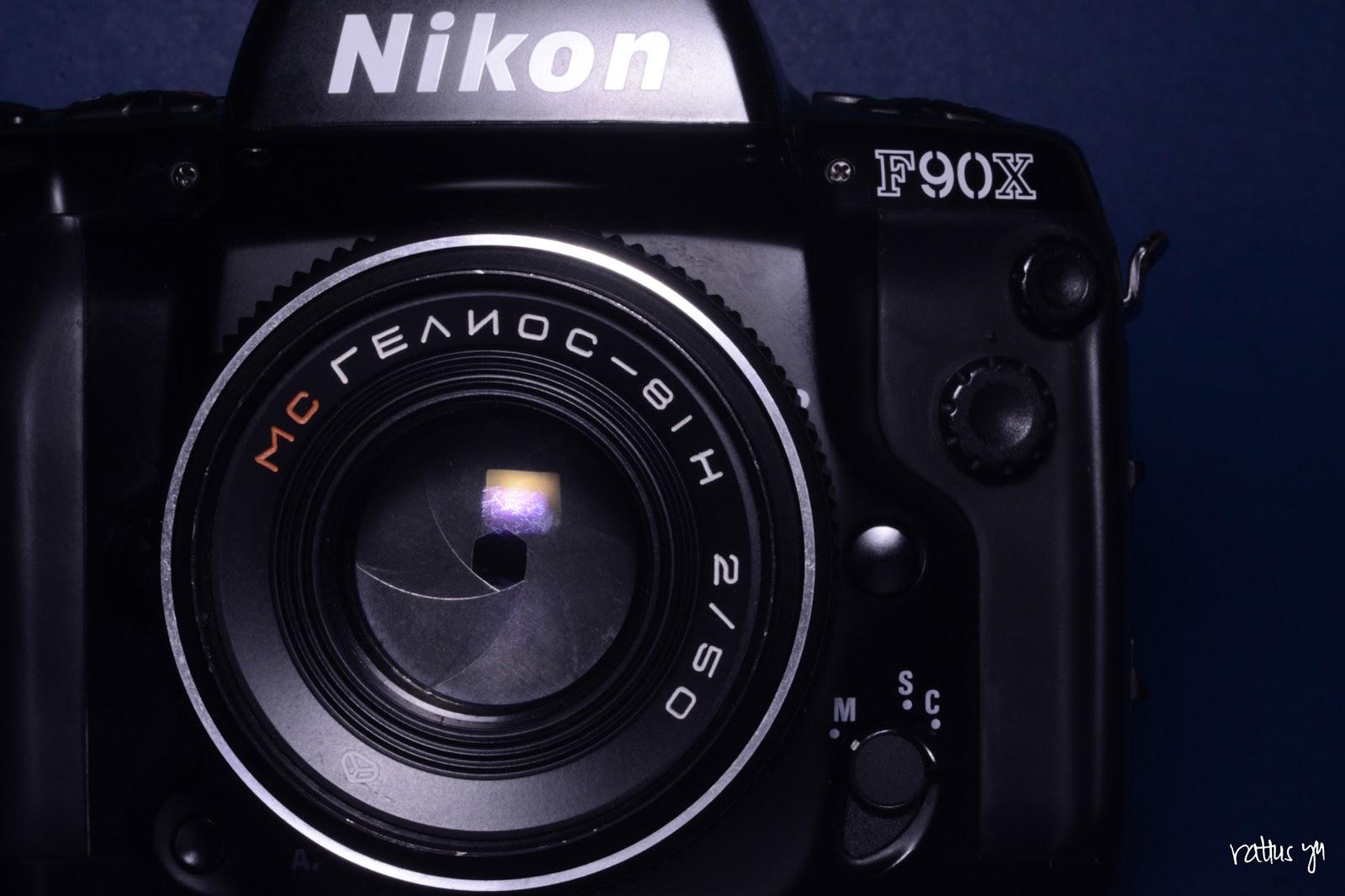 MC Helios-81N 50mm f/2 (Native Nikon F Mount)