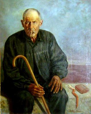 Pedro García Esteban, Maestros españoles del retrato, Retratos de Pedro García Esteban, Pintores Valencianos, Pintor español, Pintor Ricardo Navarrete, Pintores de Alicante, Pintores españoles,