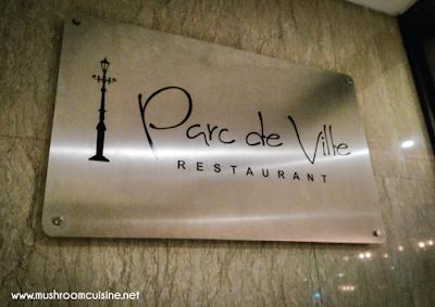 Parc De Ville Restaurant, Best Western Premier La Grande Hotel