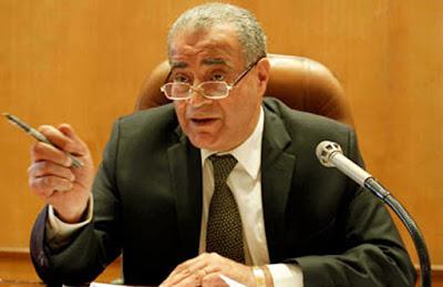 وزير التموين: حذف من يستهلك كهرباء أكثر من 1000 كيلو وات شهريا من الدعم