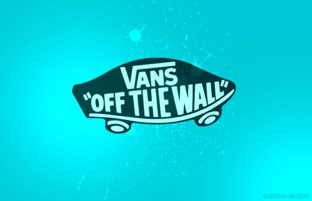 Cool Vans Logo Background Wallpaper Wallpapers For You