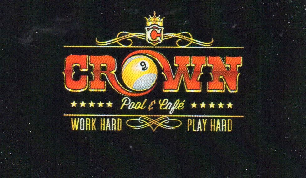 crown pool and cafe hartono mall