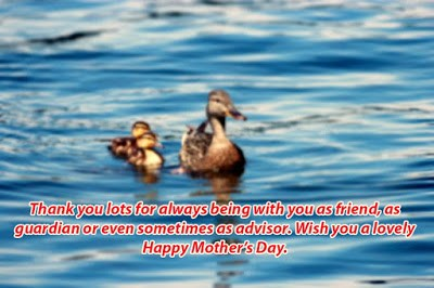 Inspirational Happy Mother's Day Messages For Friends