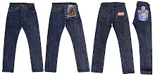 "Mister Freedom® CALIFORNIAN Blue Jeans Lot.674, 14 Oz.""HAWAII SC401″ Selvedge Denim"