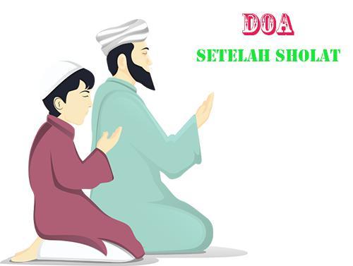 Bacaan Doa Setelah Sholat Fardhu Wajib 5 Waktu Lengkap Artinya