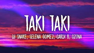 DJ Snake  ft. Selena Gomez, Ozuna, Cardi B - Taki Taki (Mamma Gamma Remix) + 51