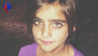 """قصة الطفلة """"سوريا"""" العراقية الجميلة  ! + صور"""