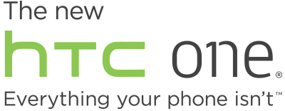 Htc one x logo png