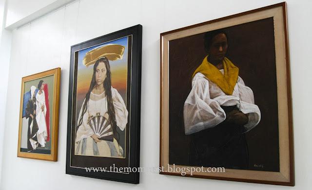 BenCab Museum paintings