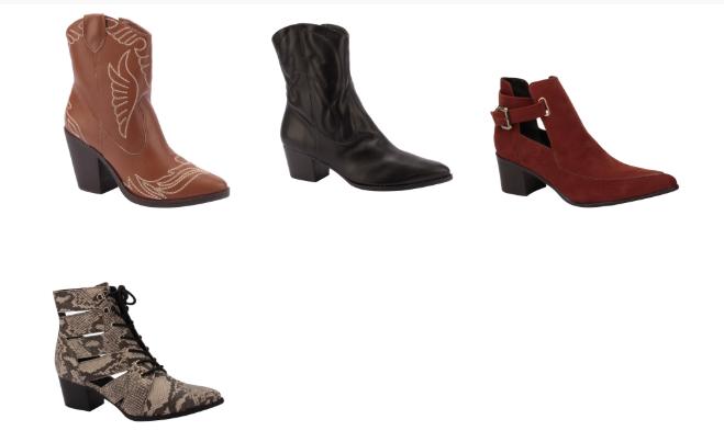58f62d9b6 A coleção abrange vários tipos de modelos, como sapatilhas, passando pelos  scarpins, spadrilles, sandálias rasteiras, médias, altas, anabelas e  plataformas.