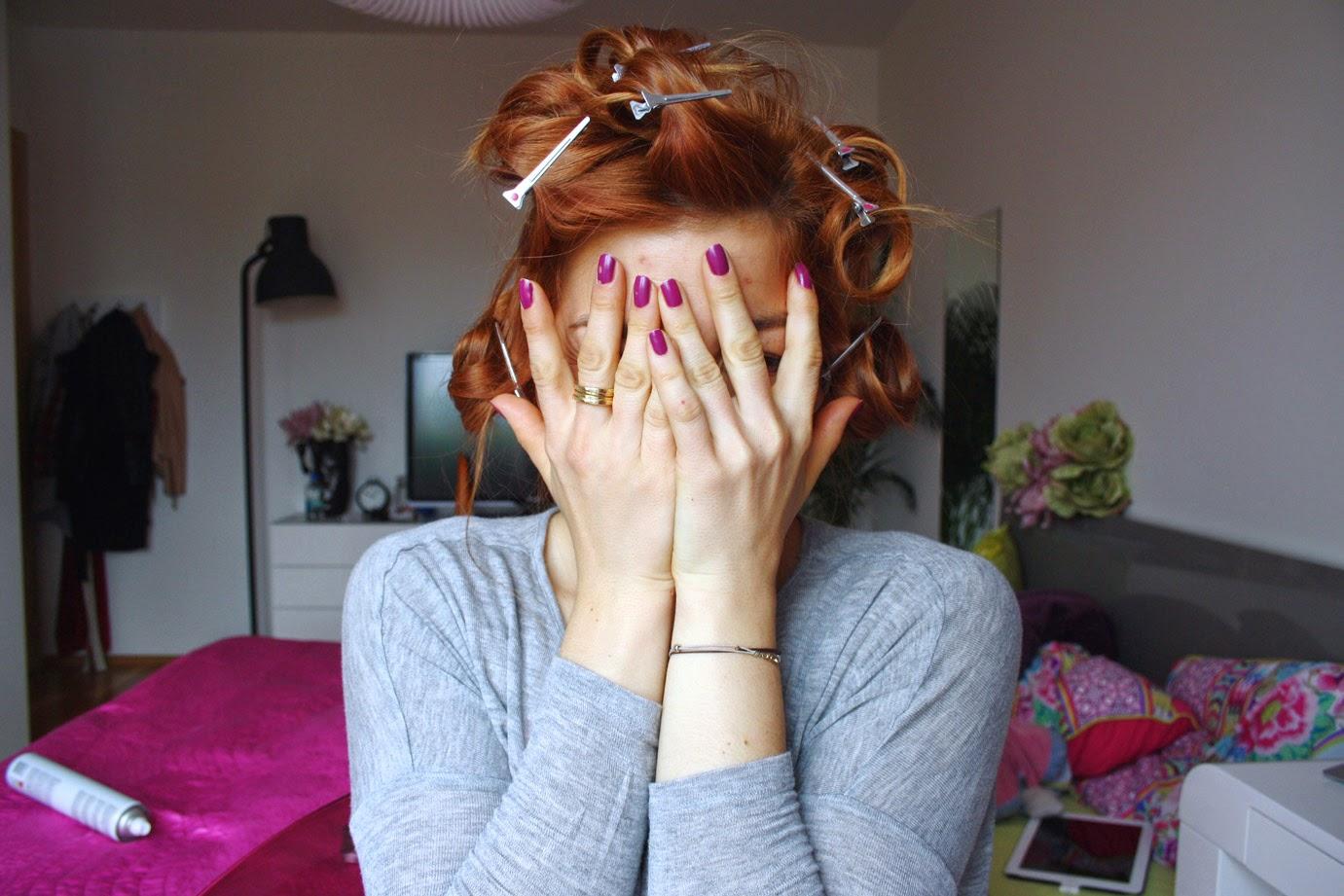 HOW TO  S DOMČOU - WAVY HAIR 14