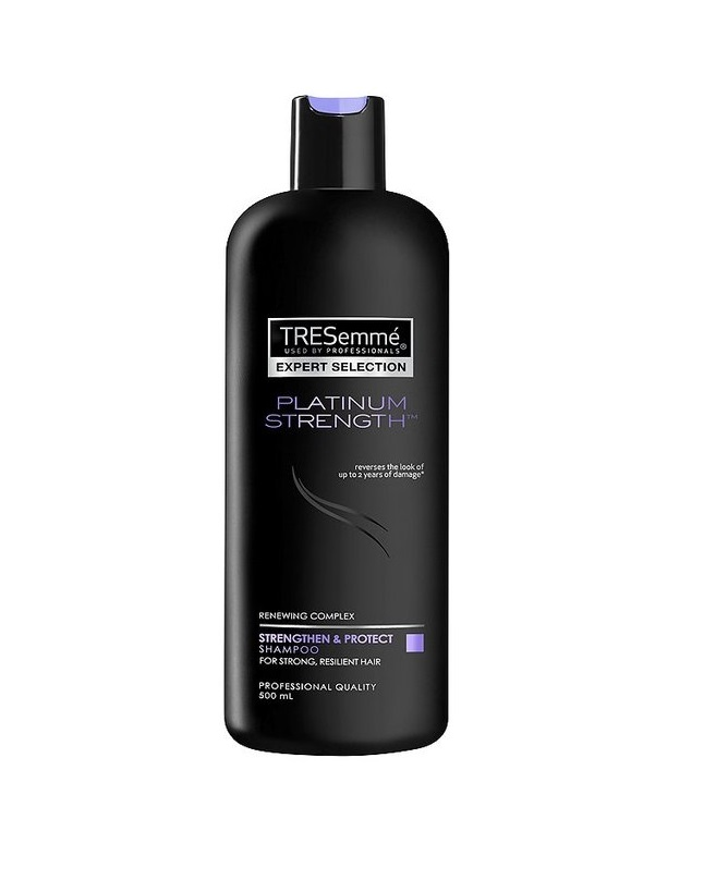 TRESemme Platinum Strength Shampoo 500 ml