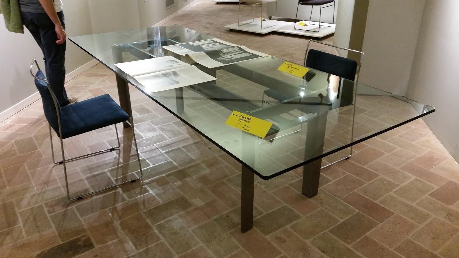 Gdl trace doge il tavolo disegnato da carlo scarpa per cassina - Tavolo carlo scarpa prezzo ...