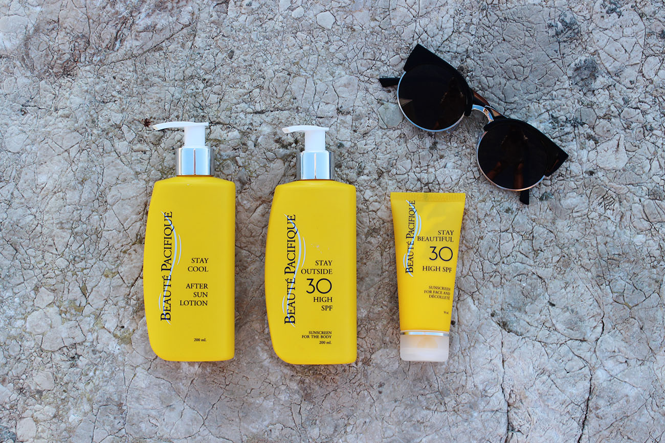 Stay sun protection by beaute-pacifique