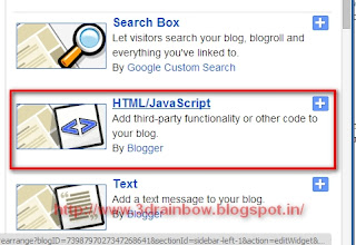 Facebook like box widgets for blogger 06