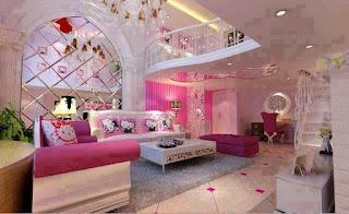 Gambar Ruangan Hello Kitty yang Indah 7