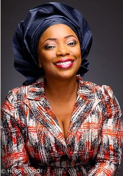 Bimbo Akintola Is Celebrating Her Birthday Today; She's 46