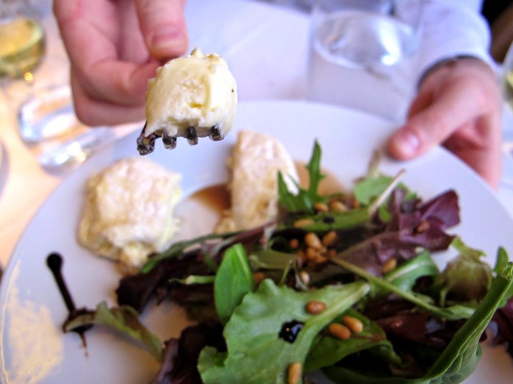 Lunch at Ciel de Paris restaurant