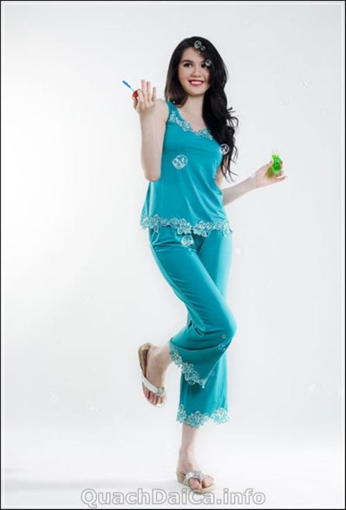 Only Cute Asians: Ngoc Trinh, Miss Vietnam International 2011