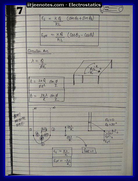 Electrostatics 7