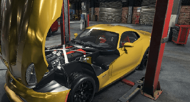 تحميل لعبة car mechanic simulator 2018 بحجم صغير