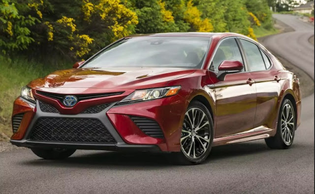 First Drive Review Of The 2018 Toyota Camry